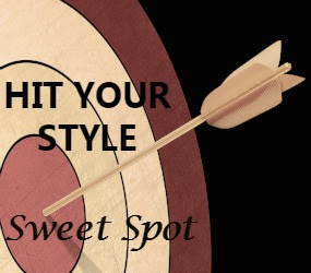 Hit Your Style Sweet Spot:  Rummage Sale Shopping