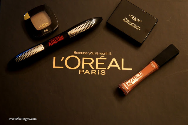 L'Oréal Paris: New Products for Mature Women