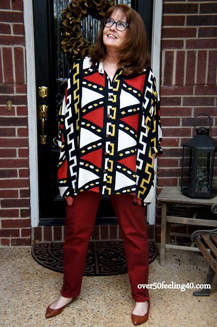 Affordable Fashion Idea and The Fabulous Thursday Blog Hop!