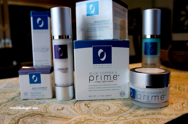 Osmotics Prime: Advanced Skincare for Women Over 50