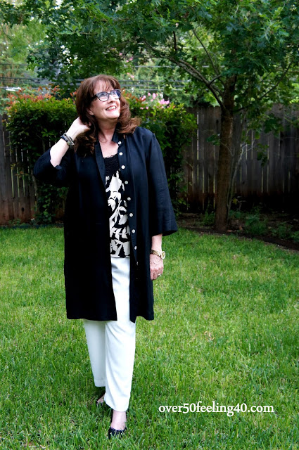 Wardrobe Inspiration for Women Over 50