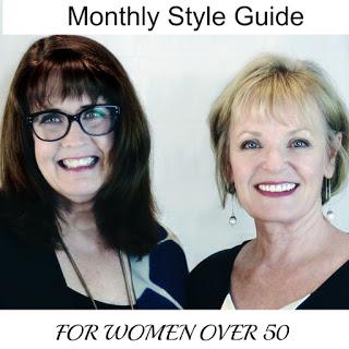 Monthly Style Guide for Women Over 50:  Handling the Sleeveless Dilemma