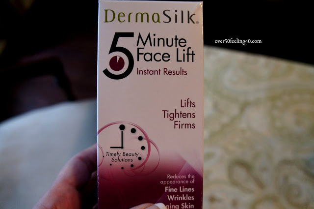 DermSilk 5 Minute Face Lift: Beauty on the Go for Women 50+
