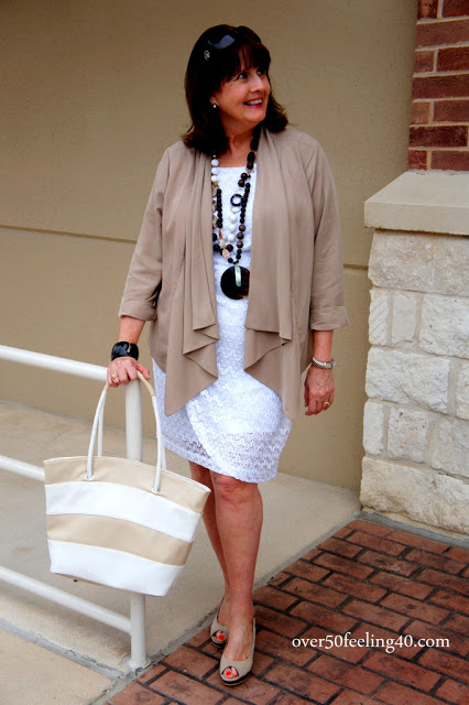 Style for Women Over 50:  Embracing Changes