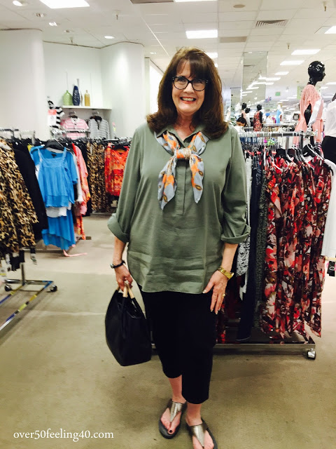 July Musings about Lifestyle Tips for a Woman over 50