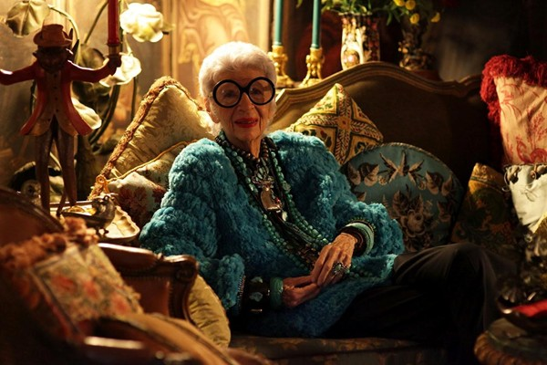Iris Apfel:  What She Taught Me