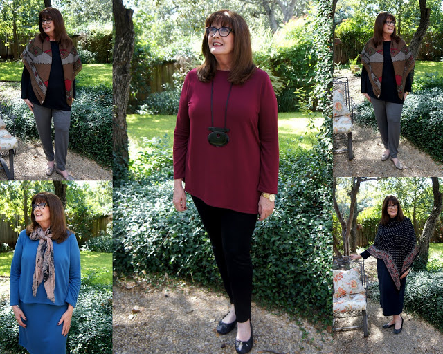 New Pure Jill Luxe Tencel Collection from JJill: Fashion Over 50