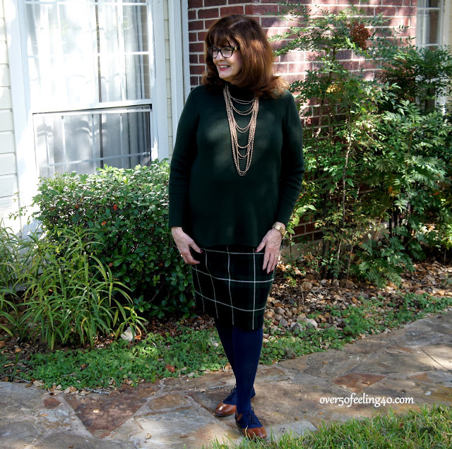 JJill: Winter Fashions for Women over 50 + A Confession