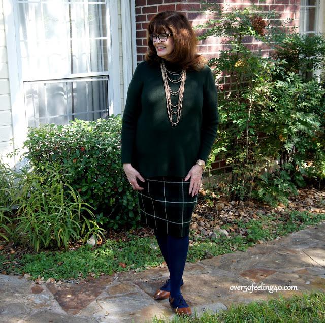 JJill: Winter Fashions for Women over 50 + A Confession