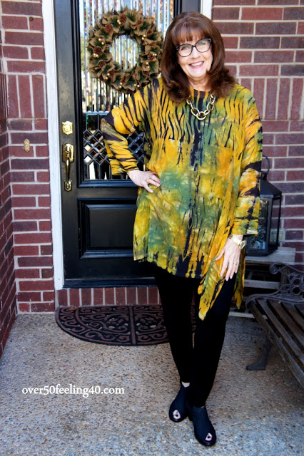Reflections from 2016: Part 2 with Fashion Over 50