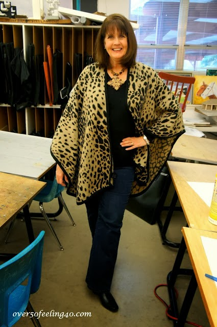 On the Subject of Style Over 50….