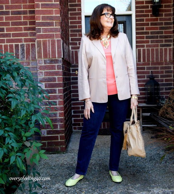 Monthly Style Tip for Fashion Over 50