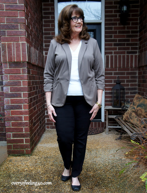 Fashion Over 50: A Business Casual Story