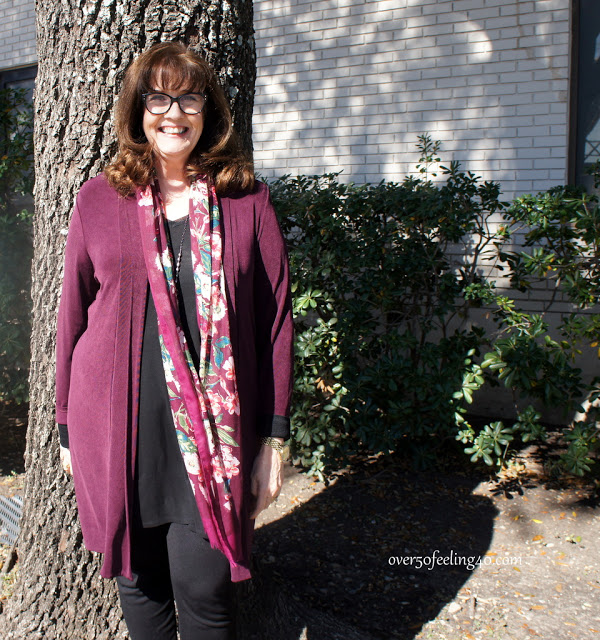 5 Reasons Column Dressing Works for Fashion Over 50