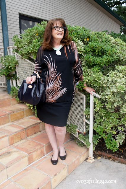 Fashion over 50:  Love My Pencil Skirts