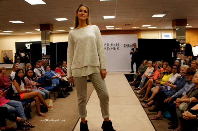 EILEEN FISHER ON SALE AT DILLARDS