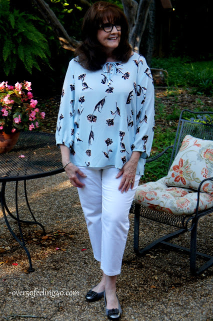 Fashion Over 50:  Lessons From Spring