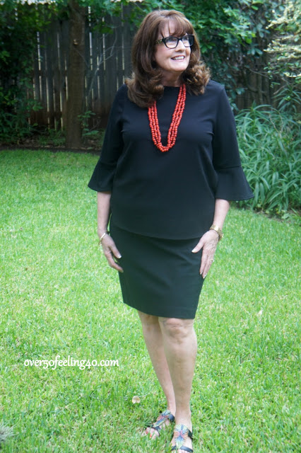 Fashion Over 50:  My Biggest Body Shape Struggle