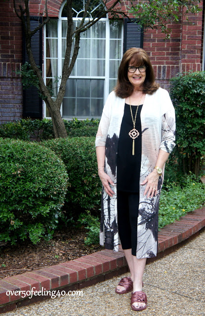 Fashion Over 50:  How to Make A Style Statement