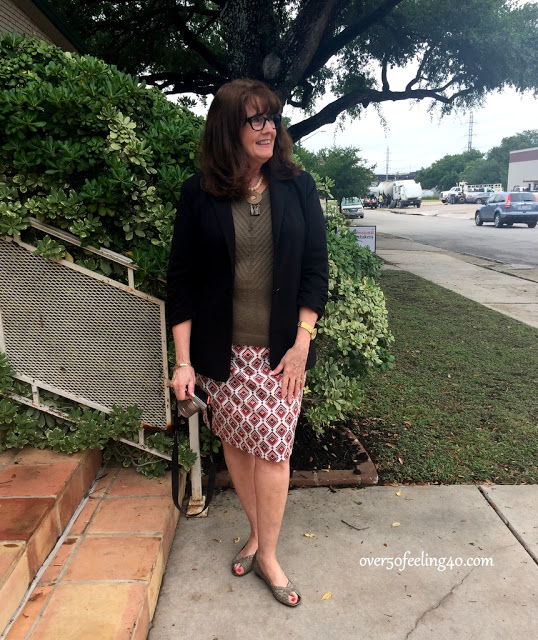 Fashion Over 50:  Fit Options In Skirts