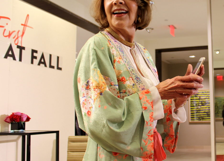 Fashion Over 50: Summer Sunday Style Sweet Spot with Kimonos