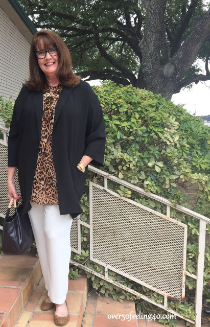 Fashion Over 50: First Friday Style Tip for August