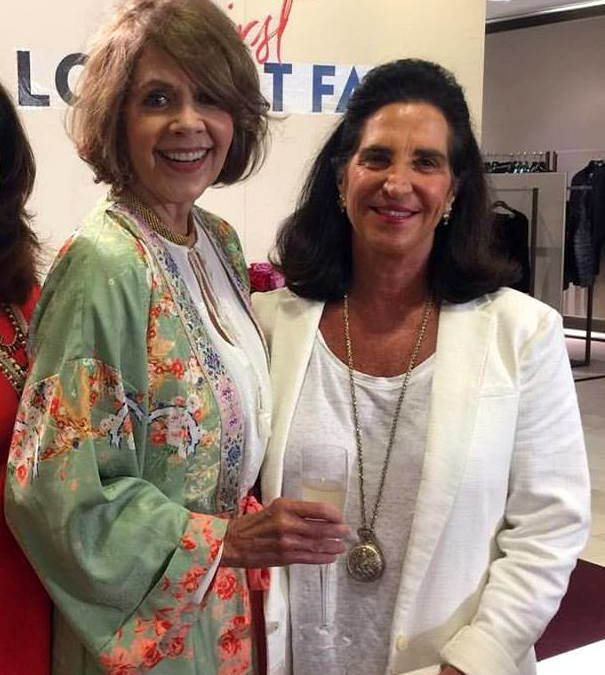 Fashion Over 50: Summer Sunday Style Sweet Spot with Classics