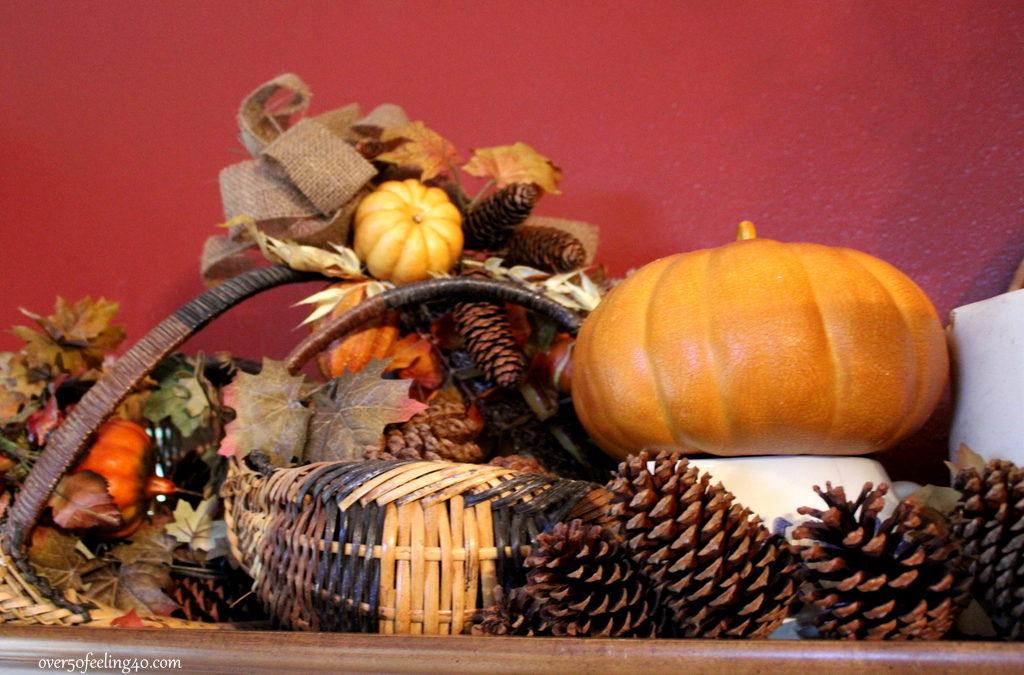How I Dress My House for Autumn