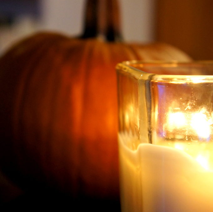 Soft Surroundings, Candles, and October Mornings