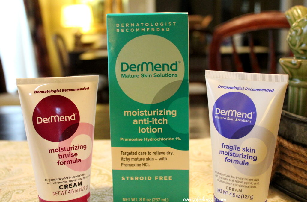 Beauty Over 50: Anti-Itch Lotion for Mature Skin