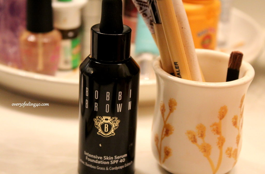 Beauty Over 50 Tip: Bobbi Brown Answers Foundation Needs
