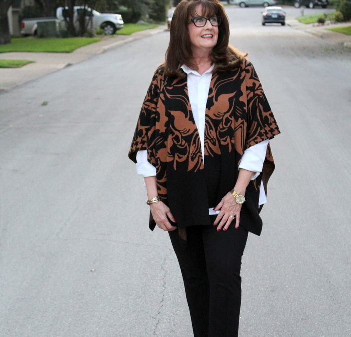 Fashion Over 50: Monthly Style Tip