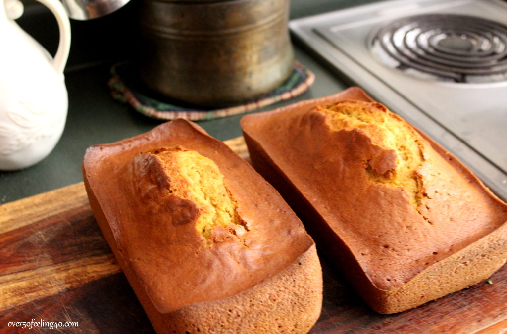 Pumpkin Bread and Surprise Packages