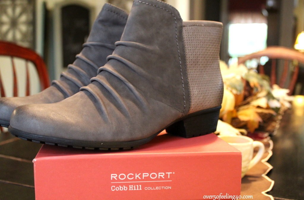 Rockport Booties…Just Say Ahhhh!