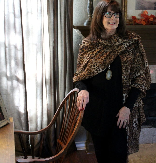 Fashion Over 50: Style Sweet Spot for Thanksgiving