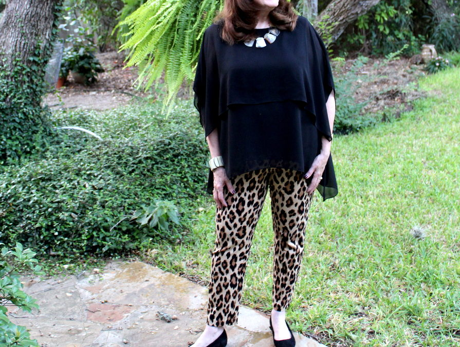 Fashion Over 50:  You Feel Confident When???