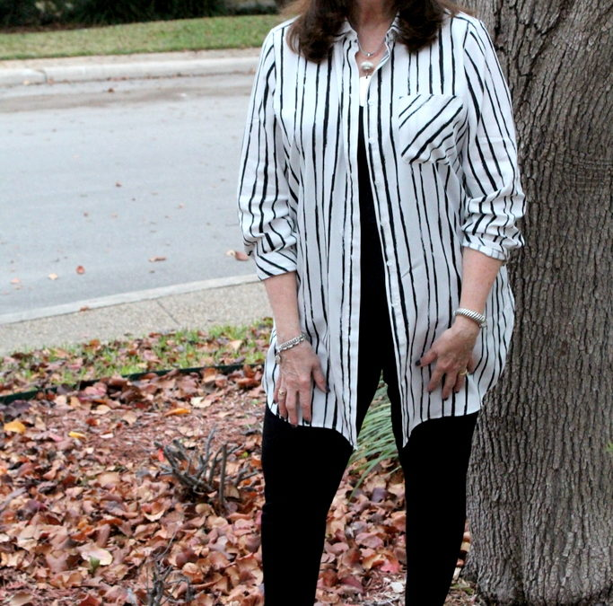 What I Bought at the Chicos Sale – Look #1