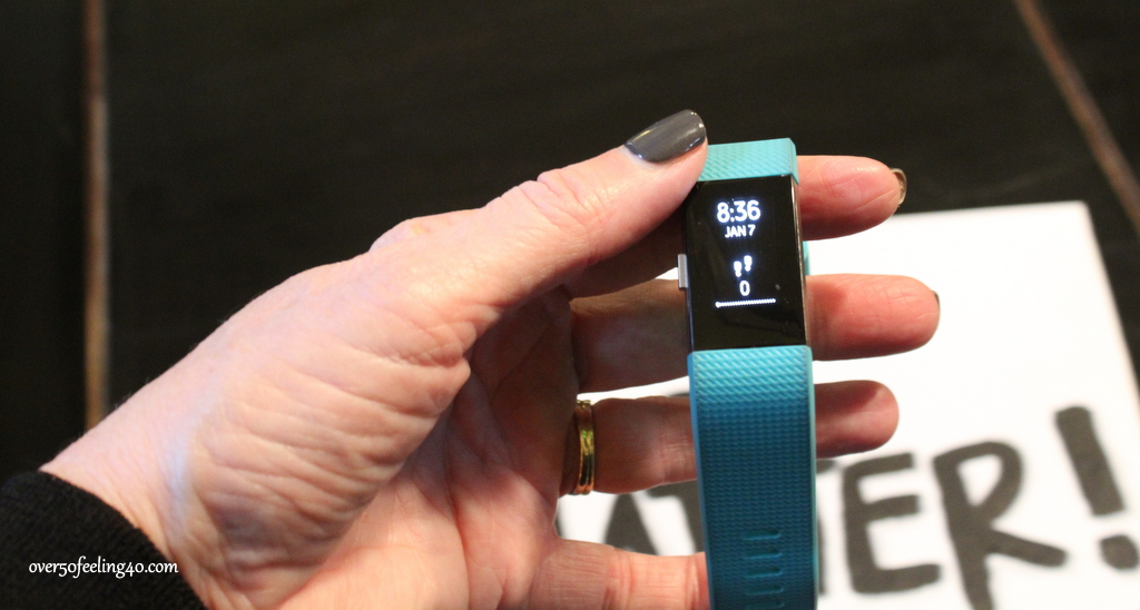 The FitBit:  It's a Coach, Not My Mother