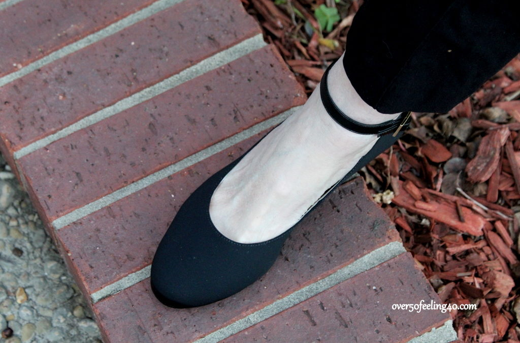 Adrian Allen:  Chic and Classy Flats