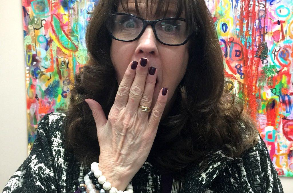 Beauty Over 50: The Purple Eye Shadow Debate