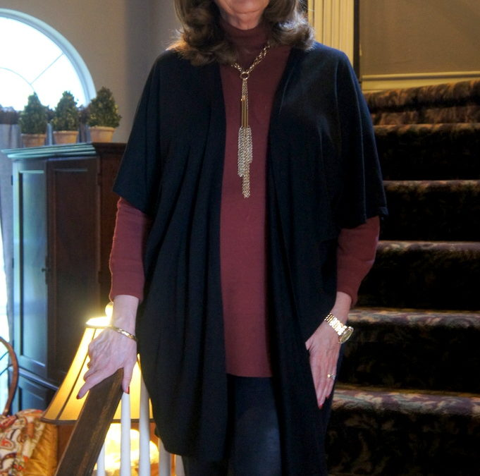 Fashion Over 50: Creating Style Uniquely You
