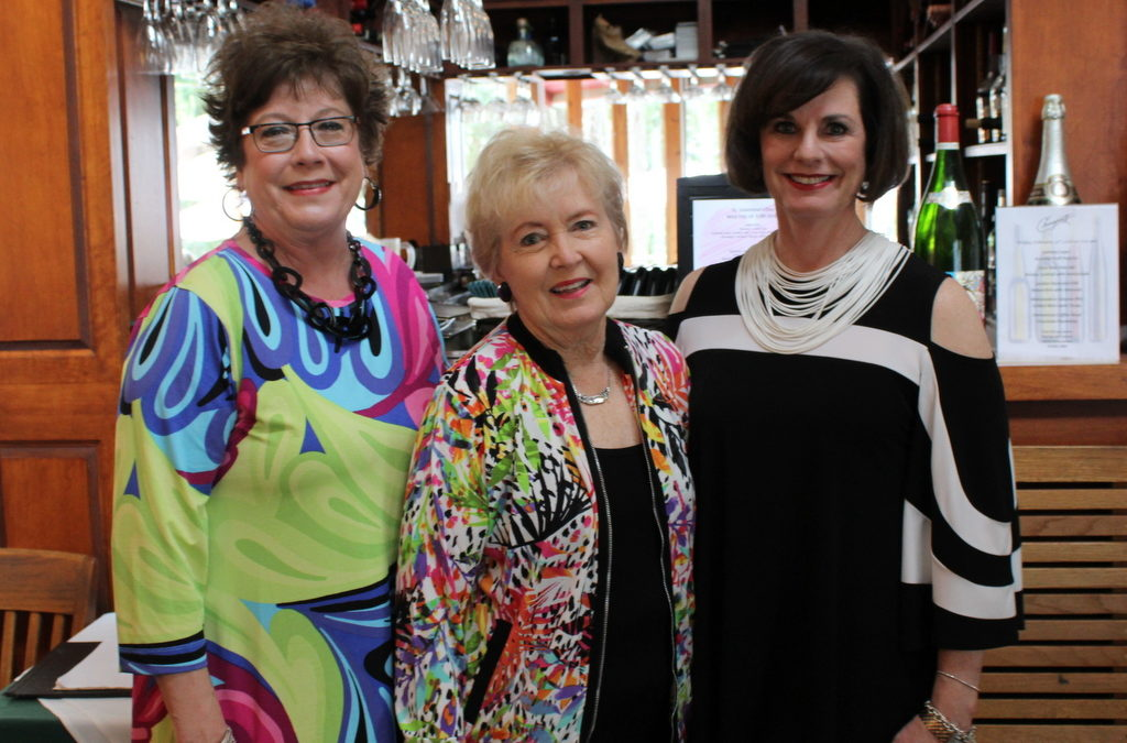 Modeling Over 50 and Fun Fashion Too!
