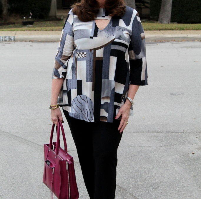 Fashion Over 50:  Stepping Out of Your Box