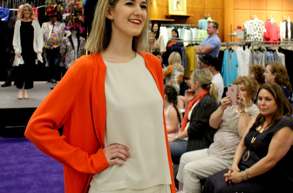 Dillard's Eileen Fisher Week Begins with a Spring Fashion Show