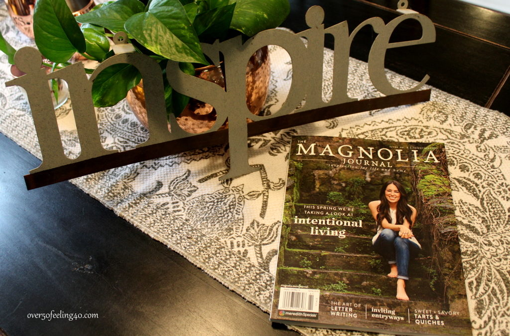 Inspiration and Intentional Living from Joanna Gaines