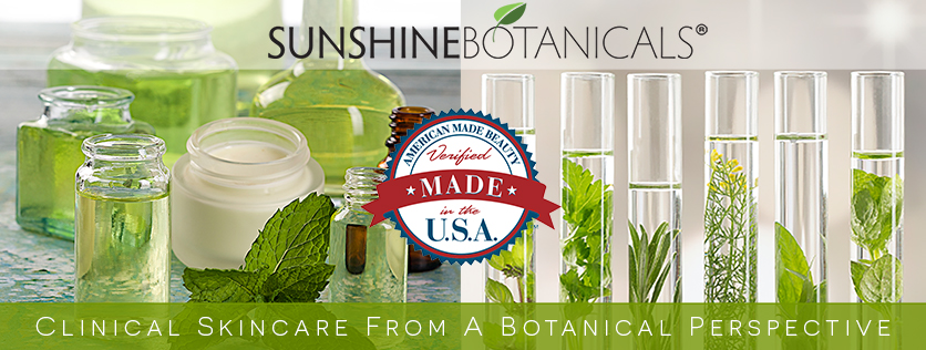 Sunshine Botanicals:  All Natural, Cruelty Free Skincare + A Special Offer