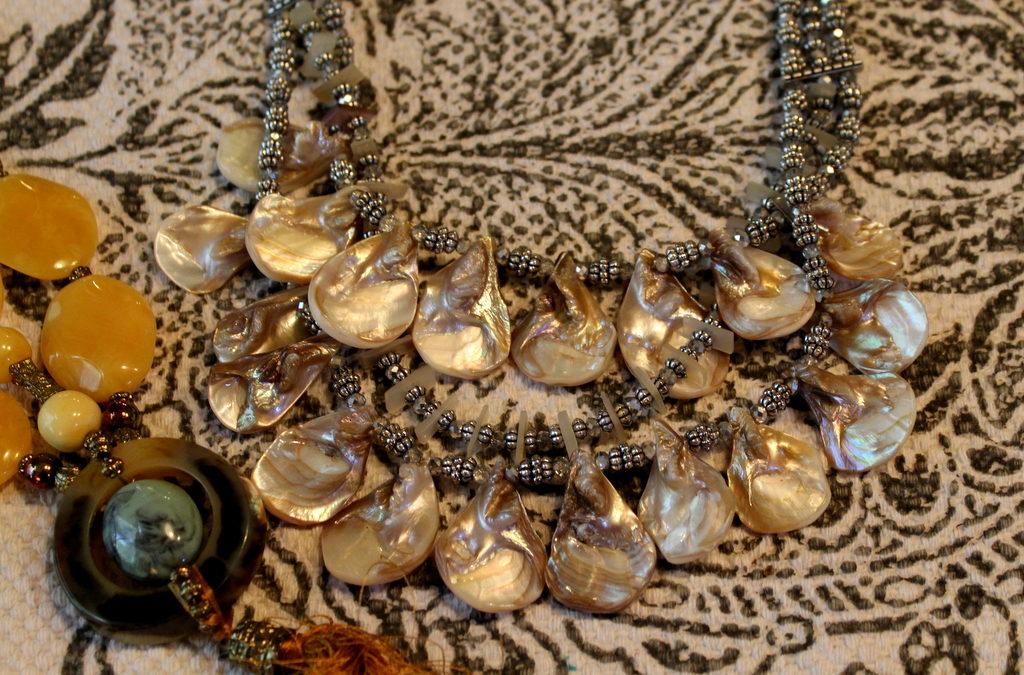Seasonal Clothes Need Seasonal Necklaces
