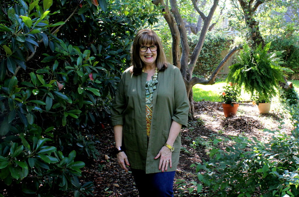 Fashion Over 50: Warm Weather Must Haves #3