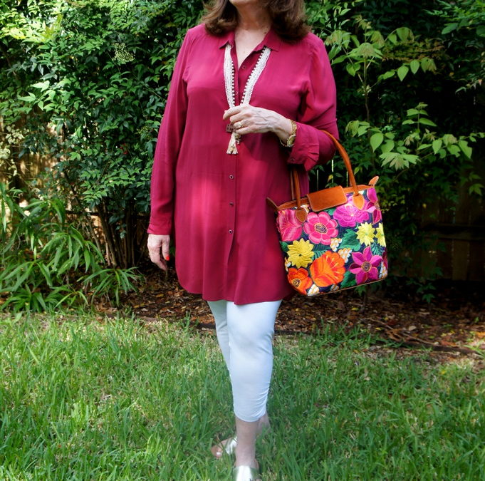 Fashion Over 50: Challenges of Summer Style