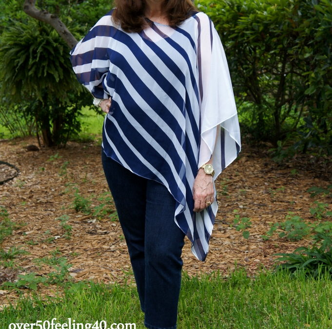 Fashion Over 50: My Favorite July 4th Outfit